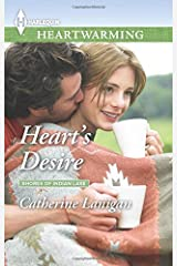 Heart's Desire: Shores of Indian Lakes Series [Larger Print]