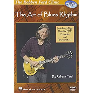 Robben Ford - The Art of Blues Rhythm DVD (1000)