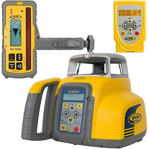 Most Durable Laser Level For Grading: Spectra Precision GL422N