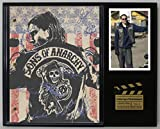 "SONS OF ANARCHY LTD EDITION REPRODUCTION SIGNED TELEVISION SCRIPT DISPLAY""C3"""