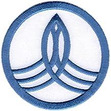 Orville Command Captain Crew Uniform Star Space Trek Costume Patch