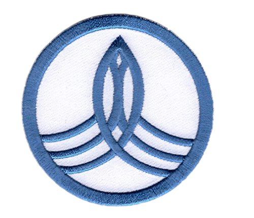 Orville Command Captain Crew Uniform Star Space Trek Costume Patch