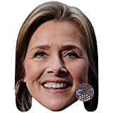 Meredith Vieira Celebrity Mask, Card Face and Fancy Dress Mask