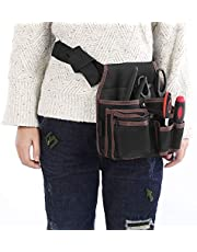 Bolsa de herramientas de electricista ajustable, bolsa de almacenamiento de herramientas, multifunción para electricista