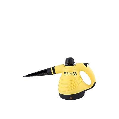 Beper 50.927C, nettoyeur à vapeur, 1050W, couleur: jaune