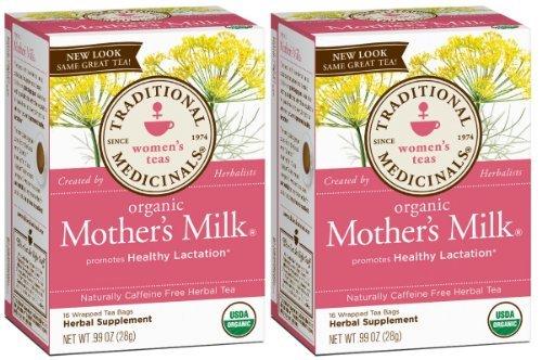 Organic Mother's Milk Herbal Tea