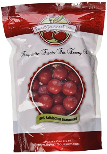 Cinnamon Balls Hot - SweetGourmet Concord Dubble Bubble HOT CHEW CINNAMON Gumballs, 1.5Lb