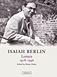 Isaiah Berlin: Letters 1928-1946 (v. 1)