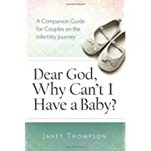 Dear God, Why Can't I Have a Baby?: A Companion Guide for Couples on the Infertility Journey