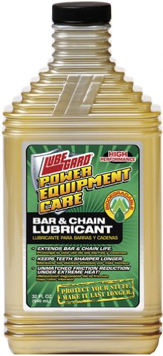 Lubegard 87084 Power Equipment Care Bar and Chain Lubricant, 32 (Best Crc Organic Lubricants)