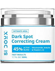 Si Doux Dark Spot Corrector and Remover – for use on face, body, or sensitive intimate areas. Packed with vitamins and natural extracts to treat dark spots, age spots, or sunspots