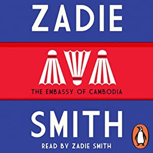 The Embassy of Cambodia Audiobook