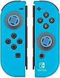 Nintendo Switch Comfort Grip Joy Con Blue Gel