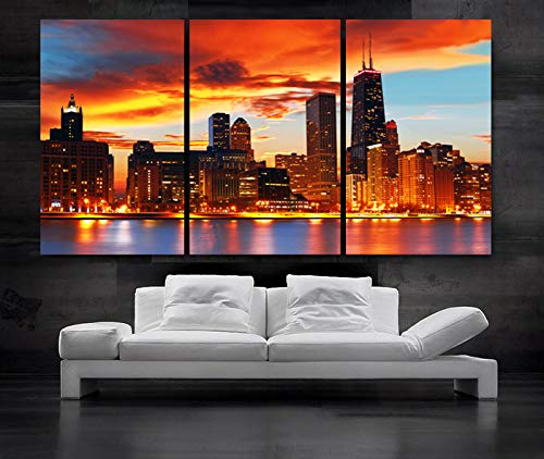 BoxColors Canvas Wall Art