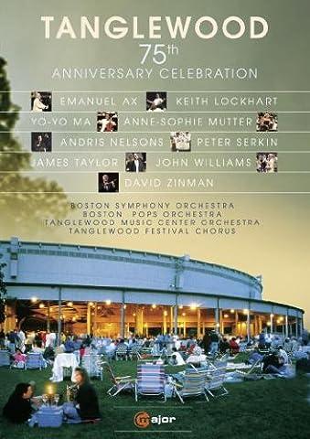 Tanglewood - 75th Anniversary Celebration (James Taylor Concert Dvd)