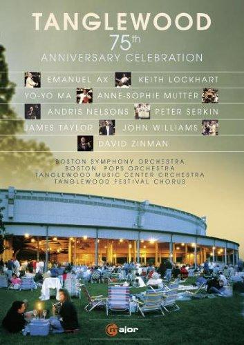 DVD : Peter Serkin - Tanglewood 75th Anniversary Celebration (DVD)