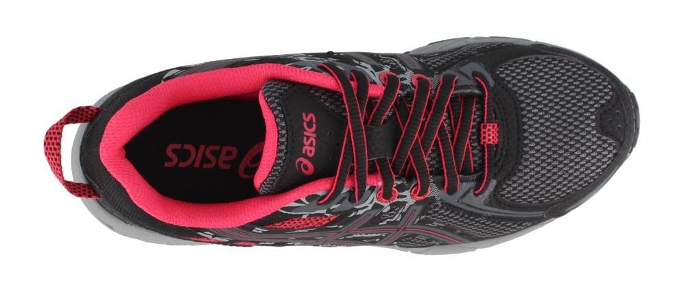 ASICS Women's Gel-Venture 6 Running-Shoes B077MTK4SX 12 M US|Black Pixel Pink