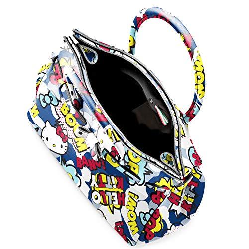 Porter Pour L'épaule Bag Save Multicolore 34x29x18cm Femme Sac My À qUtYtfgxw