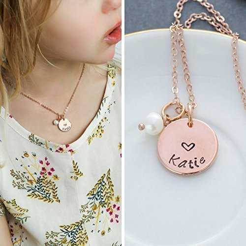 Rose Gold Valentine Heart Necklace product image