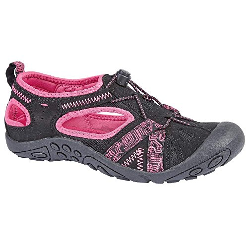 Da E Territory Carolina Ragazze Trekking Sandali Bambine Black Pink Per Northwest Donne 8Bnww