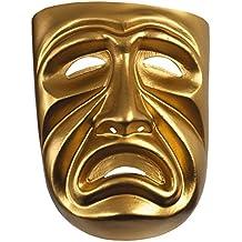 Tragedy Mask, Gold