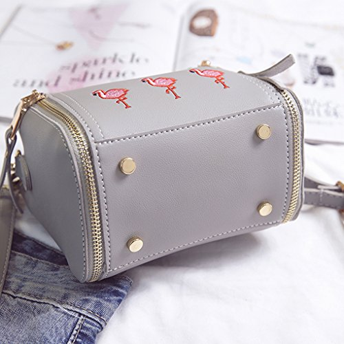 Portable Personalidad Nueva Wild Bolsas La Lady B d Anyer Shoulder Crossbody Flamingos Bolsa One zqgIzREn