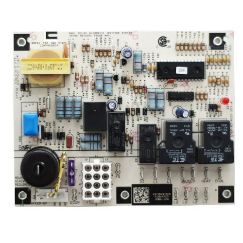 OEM Upgraded Replacement for Goodman Furnace Control Circuit Board 1068-403