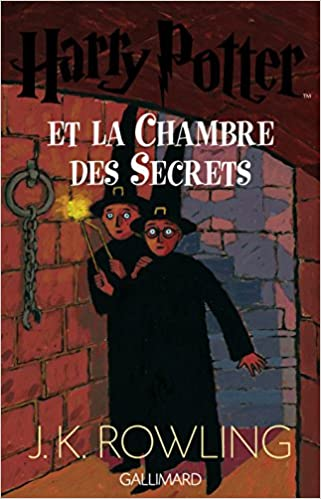 Amazon Fr Harry Potter Tome 2 Harry Potter Et La