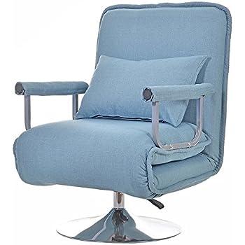 Amazon Com Folding Convertible Single Sleeper Sofa Bed