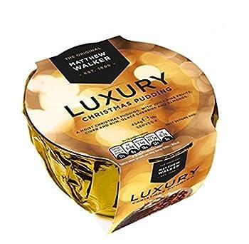Matthew Walker Christmas Luxury Pudding 454g
