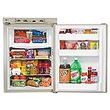 Norcold N305R 3 cu. ft. 1 Door Refrigerator (2-Way AC/LP, Right Hand Door)