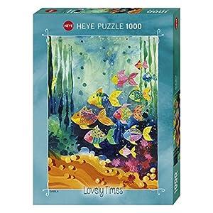 Heye Spz1000 Lovely Times Shoal Of Fish Puzzle Standard 29779