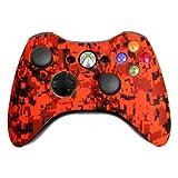 Cheap Custom Xbox 360 Controller Orange Urban Special Edition