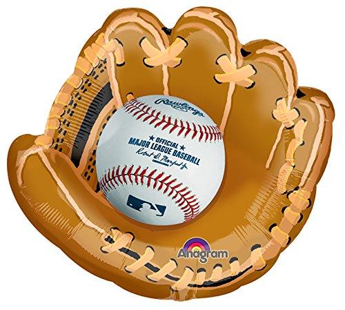 Burton & Burton MLB Glove Foil Balloon, 25