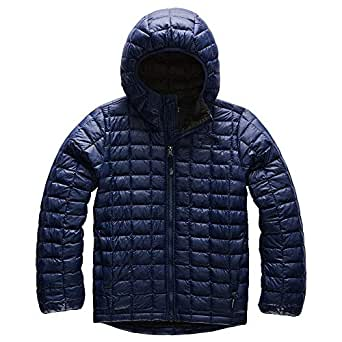 The North Face Kids Boy's Thermoball¿ Eco Hoodie (Little Kids/Big Kids) - Blue - XX-Small