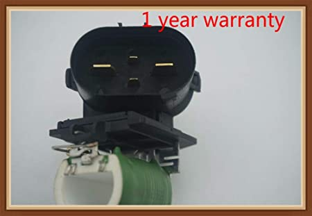 Resistencia del Ventilador del Motor del Calefactor OE