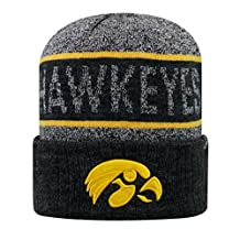 "Iowa Hawkeyes NCAA Top of the World ""Below Zero 2"" Cuffed Knit Hat"