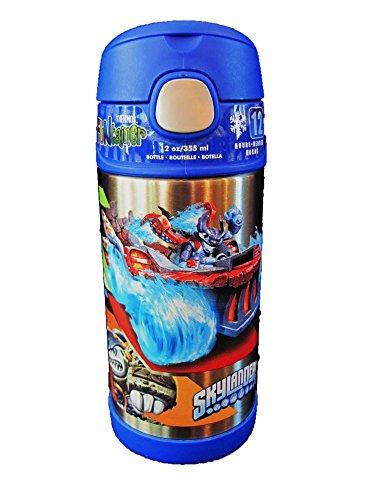 Skylanders Funtainer Thermos Bottle 12