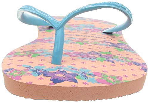 Chaussures Multicolore Havaianas Light Pink Adulte Slim Mixte Provence 1139 fYxnwrEax