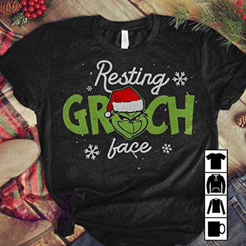 Check expert advices for resting grinch face shirt toddler?