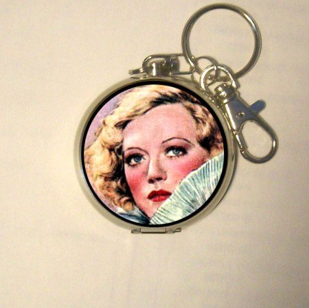 Marion Davies 1930s Classic Painting: Coin, Guitar Pick or Pill Box MADE IN USA! - Marion Painting