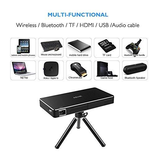 Aehr mini projector pico video projector for iphone and for Mini video projector for iphone