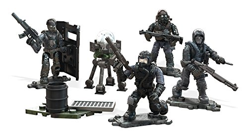 (Mega Construx Call Of Duty Urban Strike Squad)