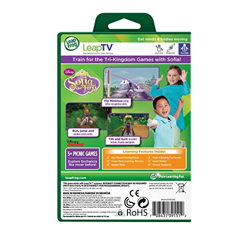 LeapFrog Sofia The First Video Game