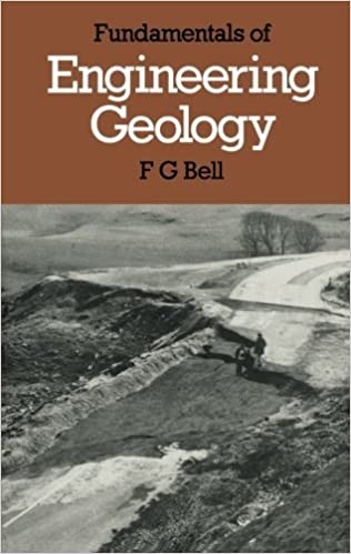 Fundamentals of Engineering Geology [1983] (Author) F. G. Bell