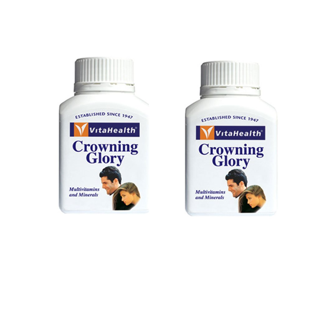 VitaHealth Crowning Glory 60 Tablets.