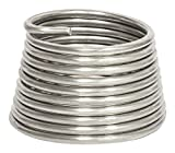 Jack Richeson JACK-400360  Armature Wire 1/4 Inch (.25) 10, 10Ft, Silver