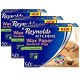 Reynolds Kitchens Wax Paper Sandwich Bags (150 count)