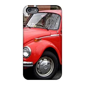Protective Hard Cell-phone Cases For Apple Iphone 6s With Provide Private Custom Realistic Vw Bug Pictures JohnPrimeauMaurice