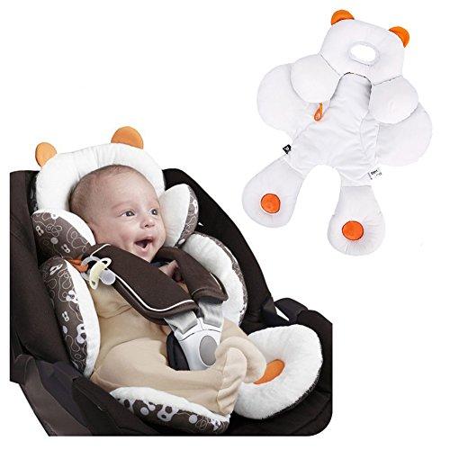 Meiyiu Children Soft Car Seat Cushion Full Support Pad Baby Safety Seat Mat by Meiyiu